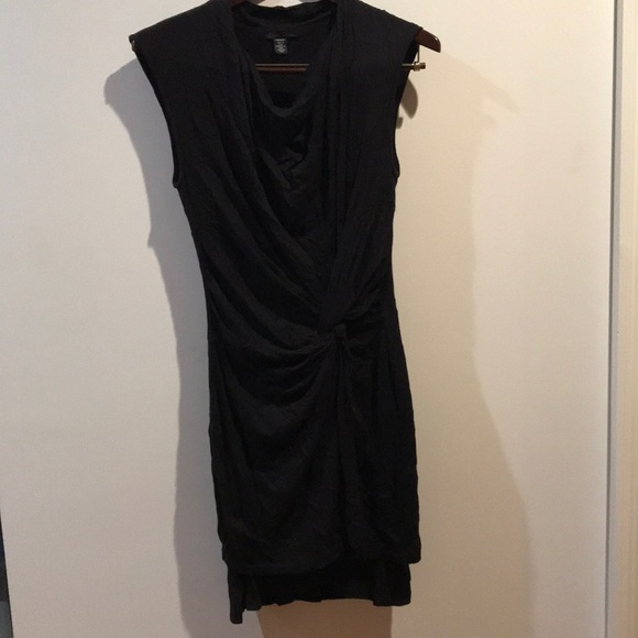 Kenneth Cole Dresses & Skirts - Kenneth Cole black wrap dress